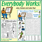 Let's Work Together (Jobs, Careers and Labor Day)