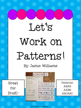 Let's Work on Patterns!