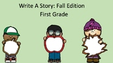Let's Write A Story Fall
