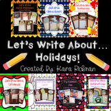 Let's Write About Holidays: THE BUNDLE