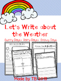 Let's Write About The Weather