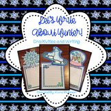 Let's Write About Winter! Craftivities and Writing