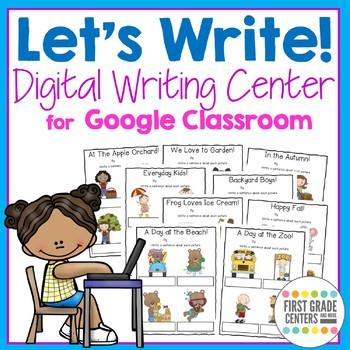 Let's Write!: Digital Writing Center