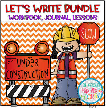 Let's Write...ELA CCSS...Monthly Growing Bundle