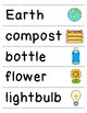 Let's Write Earth Day Words