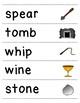 Let's Write Holy Week Words!