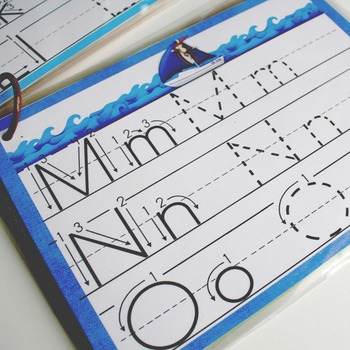 Let's Write Our ABCs