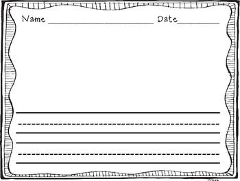 Let's Write Sample