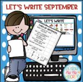 Let's Write September Bundle!
