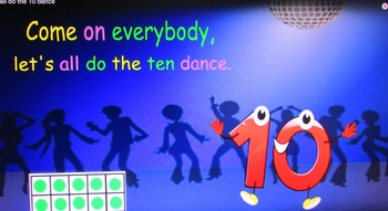 Let's all do the 10 dance