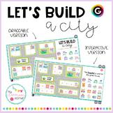 Let's build a city - GENIALLY