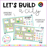 Let's build a city - GENIALLY