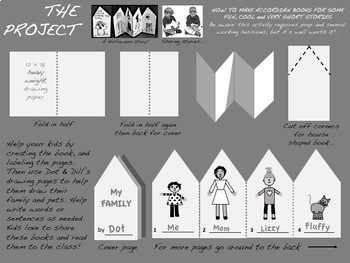 Dot and Dill Draw Almost Everything! - FAMILY