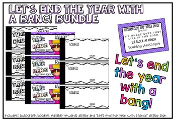 Let's end the year with a bang! BUNDLE