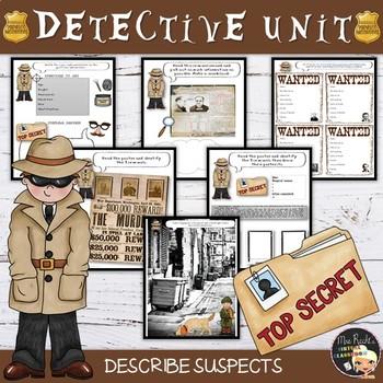 Let's investigate - Worksheets