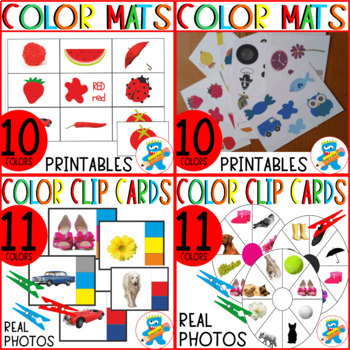 9 engaging and hands-on resources to teach colors. Hands-on Learning.Sped/PreK/K