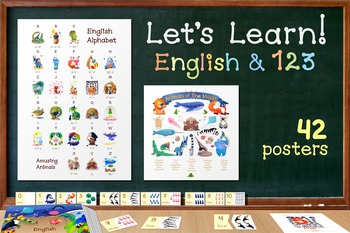 "❤ Let's learn with  training project of ""Amusing Animals"""