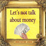 Let's (not) talk about money - ESL adult and kid conversat