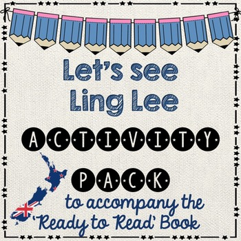 Let's see Ling Lee - Ready to Read New Zealand
