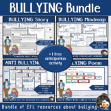 Bullying Activities and Worksheets Bundle