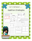 Let's talk about... Addition Strategies!