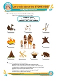Let's talk about the STONE AGE!
