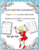 Let's teach contractions!!