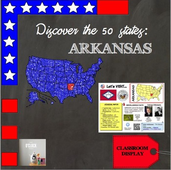 Let's visit... Arkansas