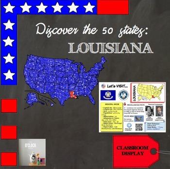 Let's visit... Louisiana