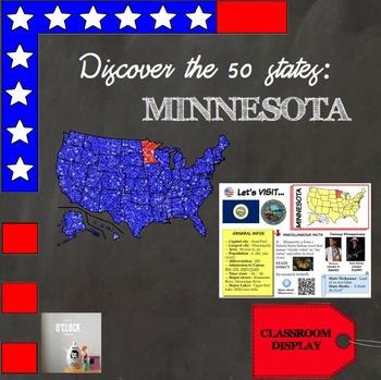 Let's visit... Minnesota
