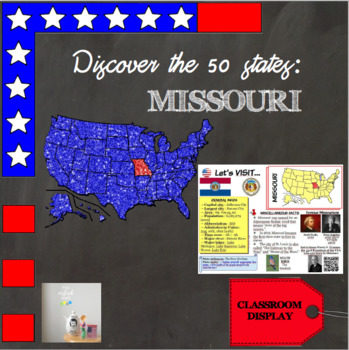 Let's visit... Missouri