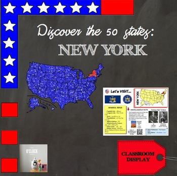 Let's visit... New York