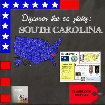 Let's visit... South Carolina