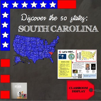 Let's visit... South Carolina