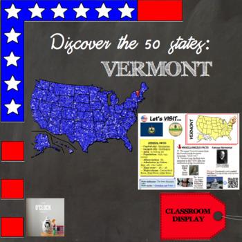 Let's visit... Vermont
