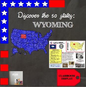 Let's visit... Wyoming
