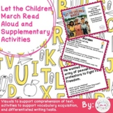 Let the Children March Read Aloud and Supplementary Activi