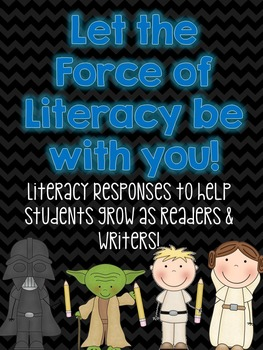Let the Force (of Literacy) Be With You! Literacy Responses for K-1