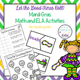 Let the Good Times Roll: Mardi Gras Math and ELA Activitie