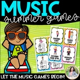Summer-Themed Games for Music Class: Let the Music Games Begin!