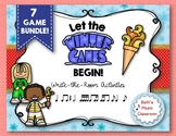 Let the Winter Games Begin! Rhythm Olympics Write the Room, BUNDLE 7 Games!