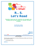 Let'z Read -Dyslexia Lesson 1 Letter Sound n