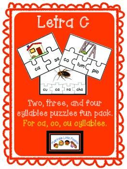 Letra C Puzzles