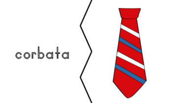 Letra C (for ca, co, cu)  Index Cards Vocabulary Puzzles (Rompecabezas)
