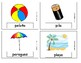 Letra P Centros de vocabulario