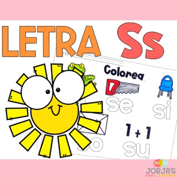 Letra Ss - Letter Ss Spanish