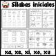 Letra X Silabas XA XE XI XO XU