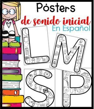 Dibujos En Español Con el Sonido Inicial