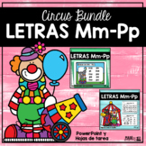 Letras Mm-Pp   Spanish Circus Bundle
