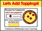 Lets Add Toppings GOOGLE CLASSROOM ACTIVITY!